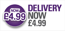 Delivery ONLY £4.99